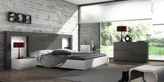 DORMITORIO 2. Dormitorio modular de 310 cm de ancho.