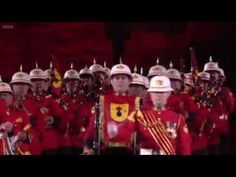 Banda marcial do Corpo de Fuzileiros Navais - Edimburgh Military Tattoo ...