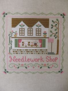 The Needlework Shop - Country Cottage Needleworks