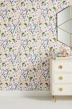 Where to Buy Wallpaper Online: 12 Great Sources | Caroline on Design Unique Wallpaper, Of Wallpaper, Designer Wallpaper, Temporary Wallpaper, Wallpaper Designs, Neutral Wallpaper, Interior Wallpaper, Botanical Wallpaper, Wallpaper Ideas