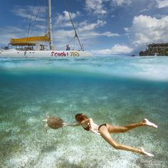 """A day at Tintamarre Island Go to http://iBoatCity.com and use code PINTEREST for free shipping on your first order! (Lower 48 USA Only). Sign up for our email newsletter to get your free guide: """"Boat Buyer's Guide for Beginners."""""""
