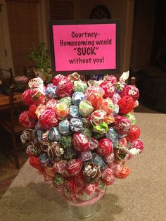 What A Awesome Idea For Asking Out Your #Homecoming Date