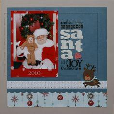 """Santa"" by Noey Hunt"