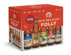 New Belgium by Hatch – Logo and packaging for Colorado based employee-owned craft brewery New Belgium by Hatch