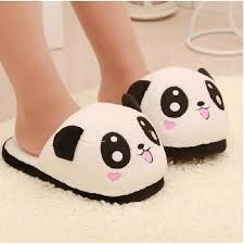 Resultado de imagen para pantuflas de peluche zapatillas