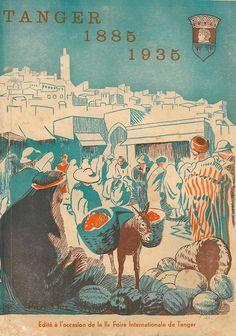Vintage Tangier - Maroc Désert Expérience tours http://www.marocdesertexperience.com