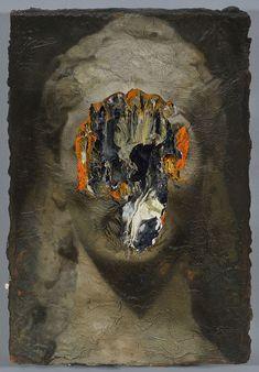 Мрачная живопись итальянского художника Николы Самори - 7