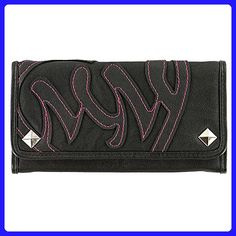 Metal Mulisha Womens Fired Up Wallet One Size Black - Wallets (*Amazon Partner-Link)