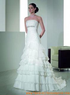5514  Vestido de Novia  Fara Sposa