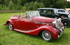1939 Triumph Dolomite Roadster