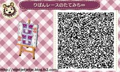 ☆ribbon and lace Purple path ☆ TILE#3