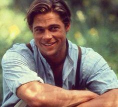 Brad Pitt from A River Runs Through It