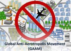Global Anti-Aerotropolis: Estambul, Jeju, Taoyuan, Kulon Progo, Ciudad de México-Atenco