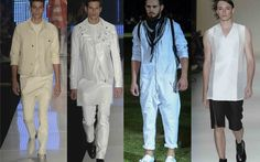 5 tendências do SPFW na moda masculina que vão parar no seu guarda-roupa