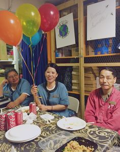 Lunch and balloons aplenty at Hotel del Sol! Thank you so much to our hardworking Housekeeping team.