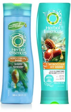 Herbal Essences Moroccan My Shine Nourishing Shampoo and Conditioner Set (10.1 Fl Oz Ea) ** Read more info by clicking the link on the image. #haircare