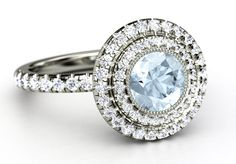 Gemvara engagement ring #engagementring