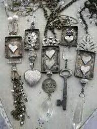 hearts & keys