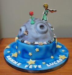 prince birthday cake | Little Prince Birthday Cake | Flickr - Photo Sharing!