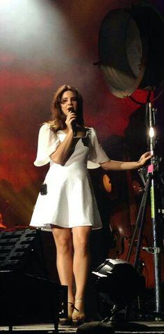 Lana Del Rey in Toronto #LDR #Endless_Summer_Tour