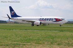 Boeing 737-86N - OK-TVS - Travel Service