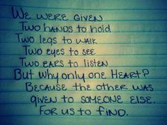 LOVE aww
