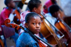 #school #music #classicalmusic #cello #girl #kids #africa #musicacademy #education #opportunity copyright by Luca Zordan