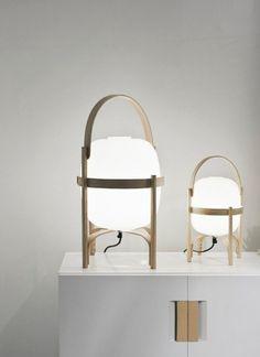 Lys Vintage cestita miguel mila barcelona iconic design lighting