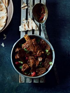 Laal maas recipe from Reza's Indian Spice by Reza Mahammad | Cooked