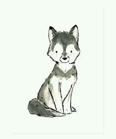 Cute lil' husky pup ;P