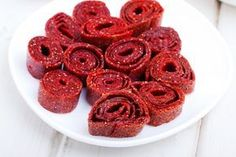 How to Make Homemade Fruit Rollups Raw Food Recipes, Sweet Recipes, Corn Tortilla Recipes, Homemade Corn Tortillas, Fruit Roll Ups, Strawberry Fruit, Different Fruits, Biscuit Recipe, Muesli