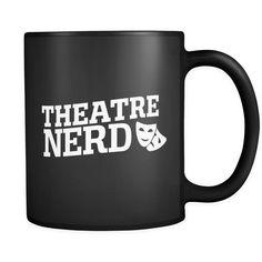 Theatre Nerd Mug