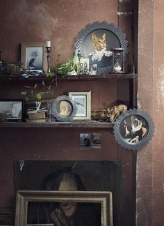 Three quirky decor buys to add fun to your home - IKEA Shabby Look, Ikea Skurar, Best Ikea, Ikea Home, Steampunk Design, Quirky Home Decor, Ceramic Birds, Finding A House, Glass Domes