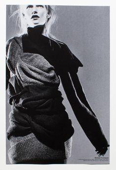 year 1982  brand Comme des Garçons