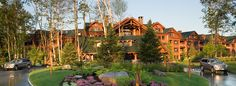 New York - Whiteface Lodge Resort located in Lake Placid http://www.thewhitefacelodge.com/