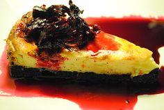 cheesecake with chilli