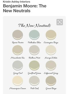 Maybe Palladian Blue For Living Room? New Neutral Paint Colors By Benjamin  Moore. New Neutral Benjamin Moore Paintu2026