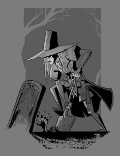 Darkest Dungeon Grave Robber Fan Art by Final Fantasy Tattoo, Fantasy Tattoos, Game Character Design, Character Art, Dark Fantasy, Fantasy Art, Darkest Dungeon, Fantasy Images, Character Portraits