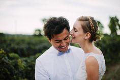 Ines & Juan, beautiful outdoor wedding in Spain
