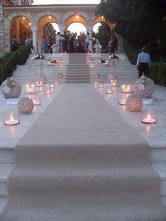 Greek Wedding, Wedding Stage, Wedding Day, Glamorous Wedding, Trendy Wedding, Wedding Picture Frames, Church Wedding Decorations, Kirchen, Georgia