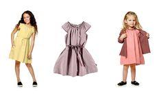 POMPdeLUX ss16 Tyttöjen vaatteita