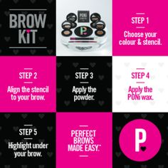 brow products