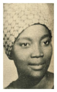 Josina Muthemba Machel (1945-1971) is a major heroine in the history of Mozambique & 2nd wife of Samora Machel. Her grandfather was a Presbyterian who preached nationalism & cultural identity against European assimilation. Her family was jailed as a result of their participation in opposition to Portuguese colonial administration. She is a key figure in the Mozambican struggle for independence, promoted the emancipation of African women & married the man who became the country's 1st president.
