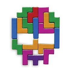 Tetris Fridge Magnets: Amazon.co.uk: Kitchen & Home