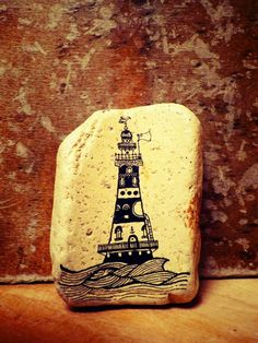 rock found on mermaid cove in Darty...illustrated in Dartmouth...www.seasoul.me