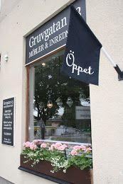 Butiken med Gamla & Nya möbler, Inredning & Textilier
