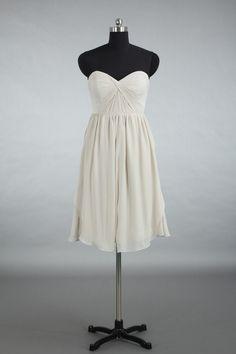 Convertible Grey Bridesmaid Dress Short by harsuccthing on Etsy, $89.00