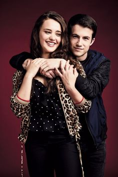 Dylan Minnette and Katherine Langford - Variety photoshoot 2017