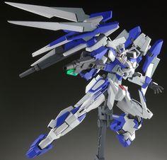 HG 1/144 Gundam AGE-2SFB Full Blaster customized build | Gundam Kits Collection News and Reviews