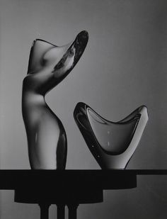 Jindrich Brok - Glass - 1950